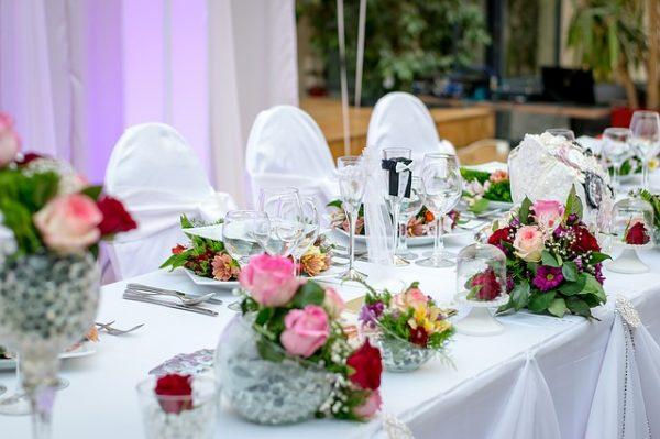 Elige la mantelería perfecta tu boda