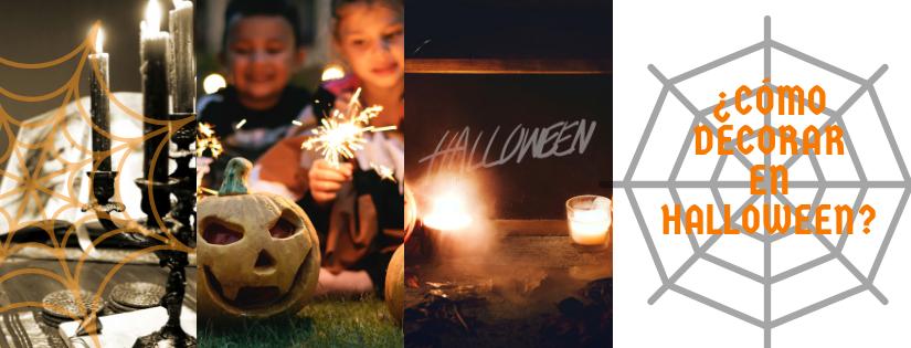 10 consejos para decorar en Halloween