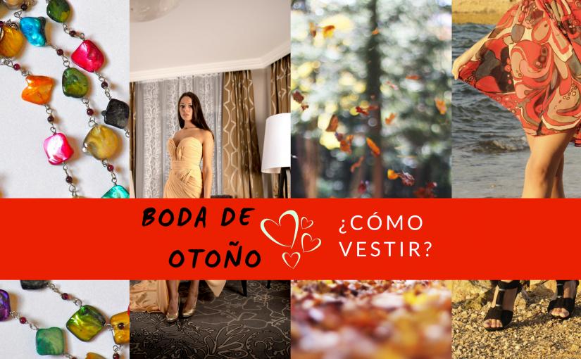 Imágenes de vestidos para boda de otoño