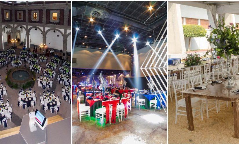 ¿Cómo elegir el mejor lugar para tu evento?