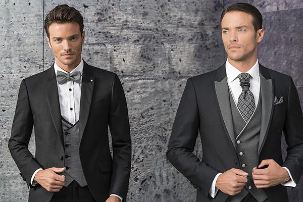 Tendencias en trajes para novios en el 2019