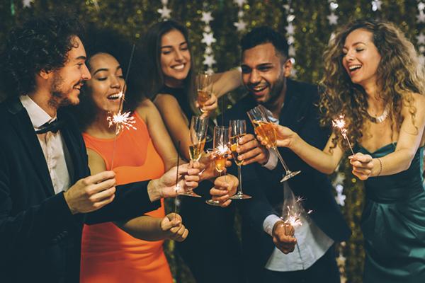 5 ideas para organizar tu fiesta de fin de año en casa