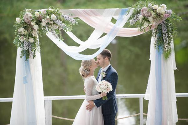 6 ideas para una boda en jardín