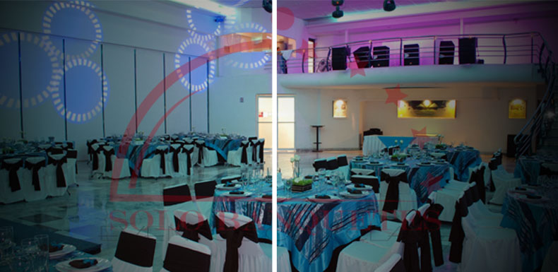 Decoraciones Especiales- Solo Banquetes